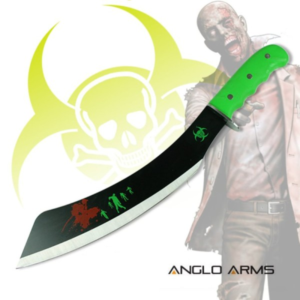 Anglo Arms Zombie Dead Parang Machete