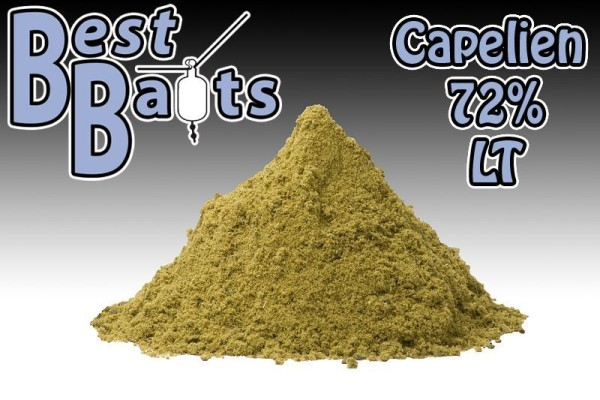 Best Baits Capelin 72% Lt-Fischmehl