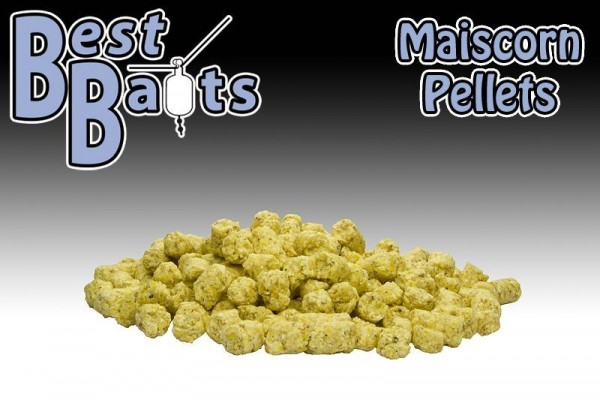 Best Baits Maiscornpellets
