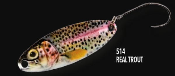 Nomura Trout Area ISEI Spoon - Real Trout FN514 - 1,4g