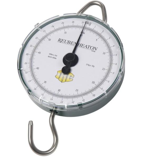 JRC REUBEN HEATON SCALE - WAAGE 60 lb