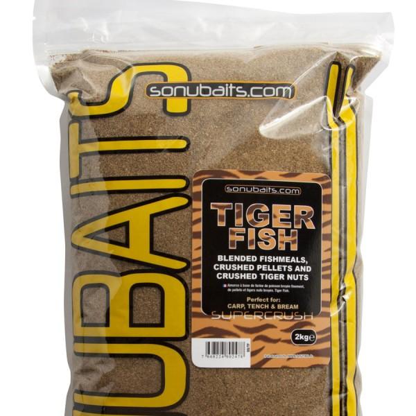 Sonubaits Groundbait Tiger Fish 2kg