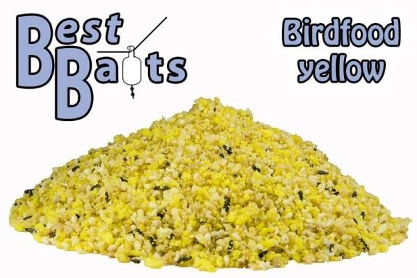 Best Baits Birdfood gelb (feucht)