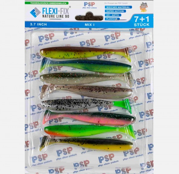 PSP Flexi-Fix Nature Line 90 - Mix I - 9cm - Inh. 8st