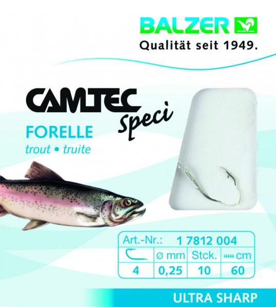 Balzer Camtec Spezi Forelle - silber - 60cm versch. Gr.- Inhalt 10st
