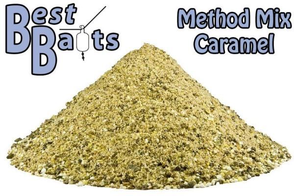 Best Baits Method Mix Caramel 2KG