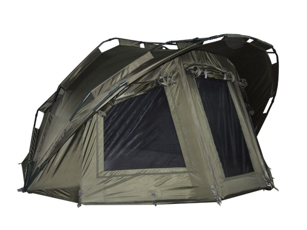 MK- Angelsport Fort Knox Pro Dome 2 Mann Angelzelt
