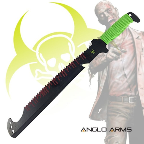 Anglo Arms Zombie Dead Machete