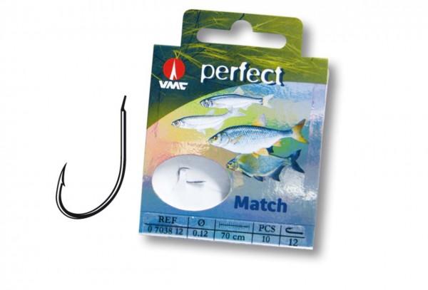 VMC Matchhaken 70cm Inh. 10Stck. versch. Gr.