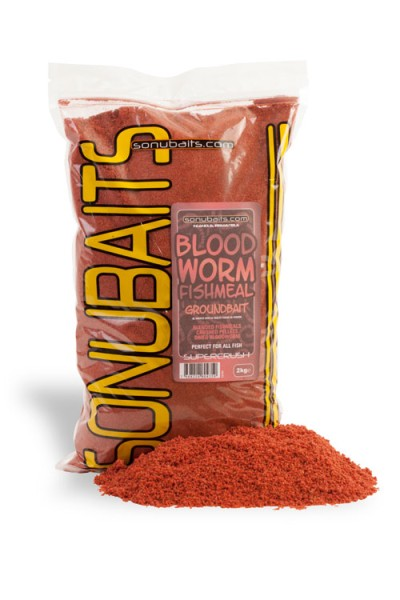Sonubaits Blood Worm - Fishmeal 2kg
