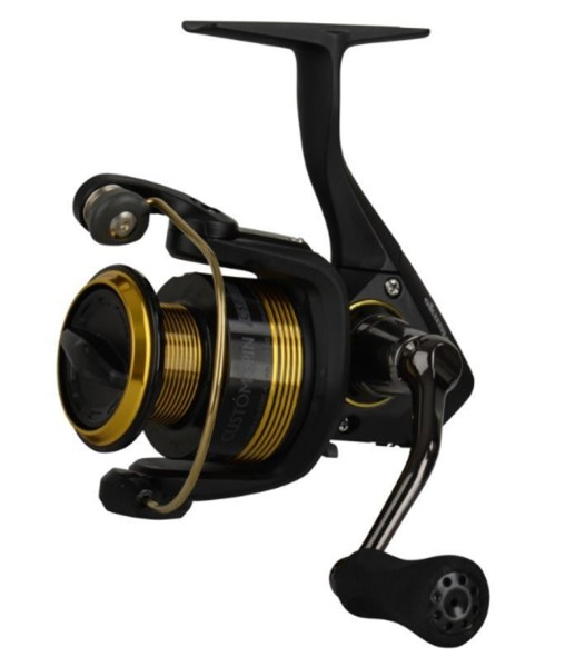 Okuma Custom Spin 25 - Black Edition