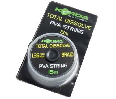 Korda Total Dissolve PVA String 1,35mm 15m