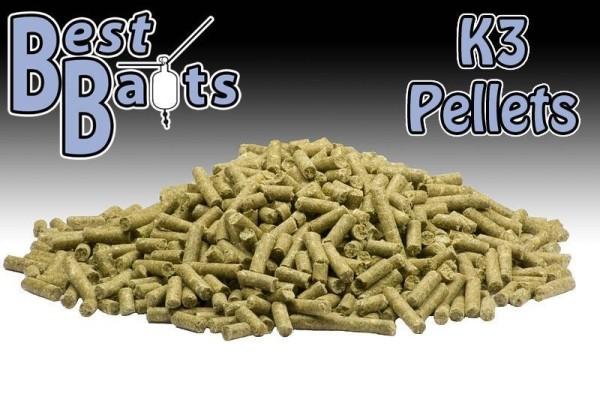 Best Baits Cyprinin K3 - Aufzucht Pellets
