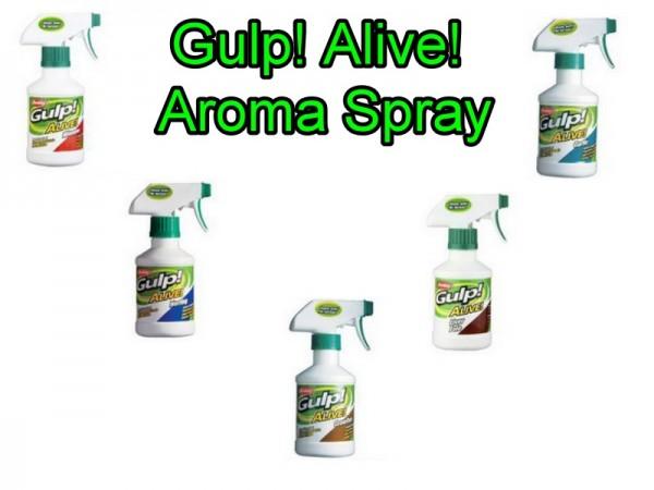 Berkley Gulp! Alive! Aroma Spray 237ml