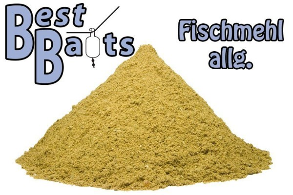 Best Baits Fischmehl allg. - LT 64%