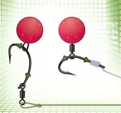 Gardner Tackle Covert Range Rolling Swivels Größe 8 - Systemwirbel