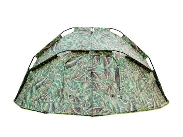 MK - Angelsport Fort Knox Nature Pro Dome 2 Mann Angelzelt
