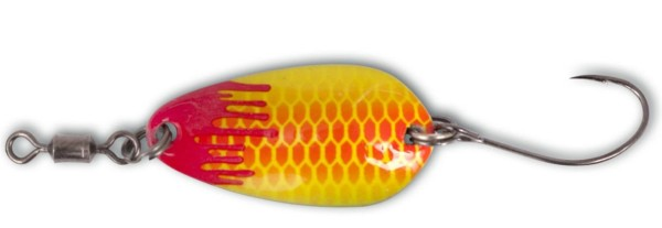 Magic Trout Bloody Loony Spoon red / yellow #1 2,0g