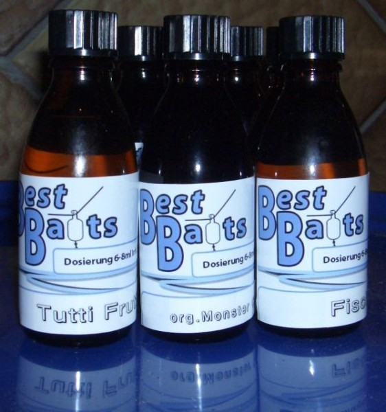 Best Baits Knoblauch Aroma Garlic Boilie Flavour 50ml