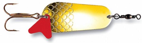 DAM Effzett Blinker Das Original Gold 65mm 30gr.