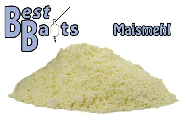 Best Baits Maismehl fein - Puder