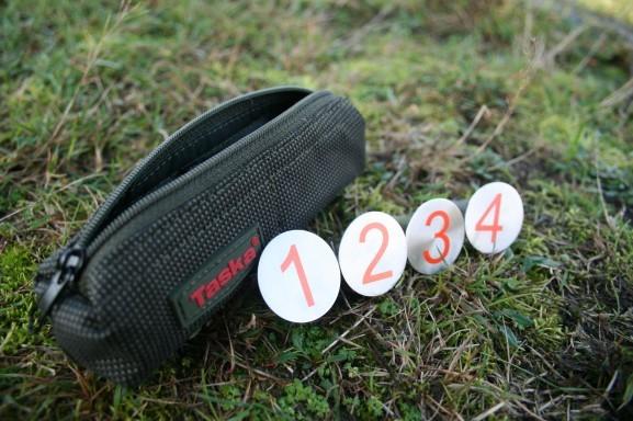 Taska Range Marker Pegs