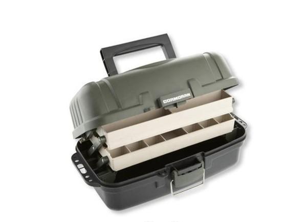Cormoran Gerätekoffer 2 lagig
