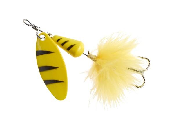 Balzer Conel Spinner Fuzzy - Honey Bee versch. Gewichte
