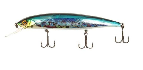Bassday Mogul Minnow 110SP SP-001 Bleak