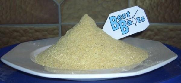 Best Baits Maismehl grob-süß