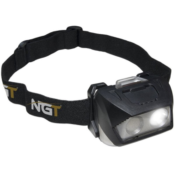 NGT Dynamic CREE Headlight - USB Recharable