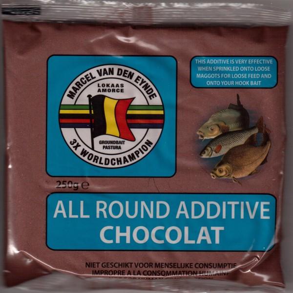 Marcel van den Eynde Chocolat Schokolade Allround Additive 250g