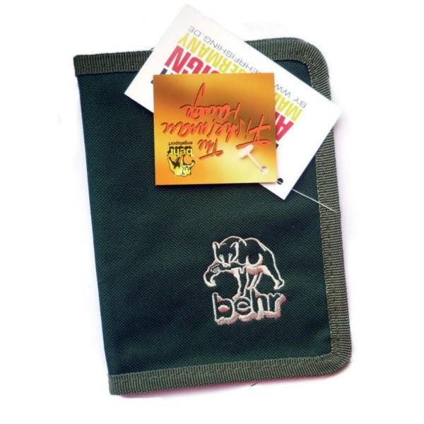 Behr Angelsport Dokumenten - Angelschein Schutztasche