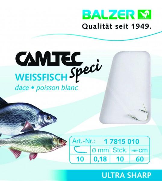 Balzer Camtec Spezi Weissfisch - silber - 60cm versch. Gr.- Inhalt 10st