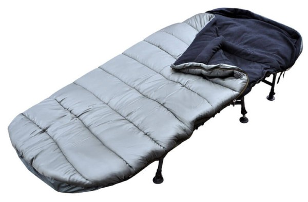 MK Angelsport Schlafsack MK 5 Seasons Carpers Night Pro Sleeping Bag