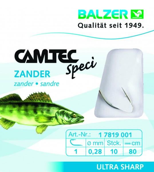 Balzer Camtec Spezi Zander - 80cm versch. Gr.- Inhalt 10st
