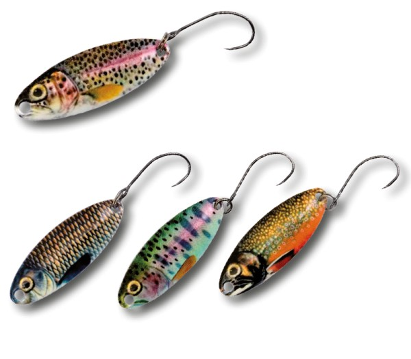 Nomura Trout Area ISEI Spoon - Real Trout FN514 - 2,3g