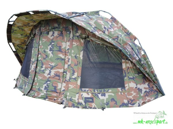 "MK-Angelsport ""Fort Knox Ghost Pro"" Dome 2 Mann"