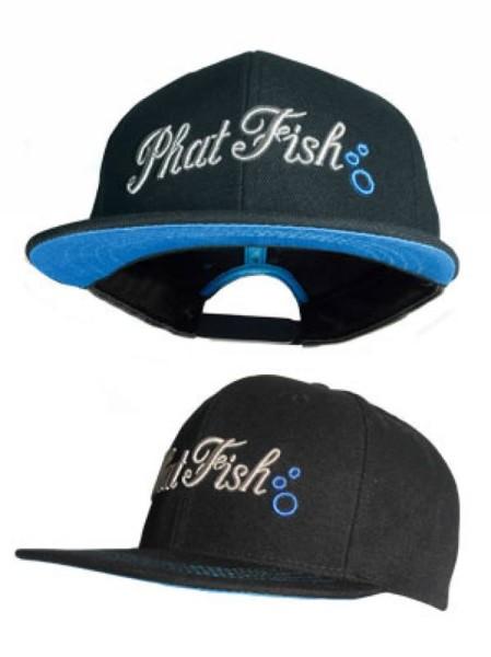 Phat Fish Modern Cap - Blue Black