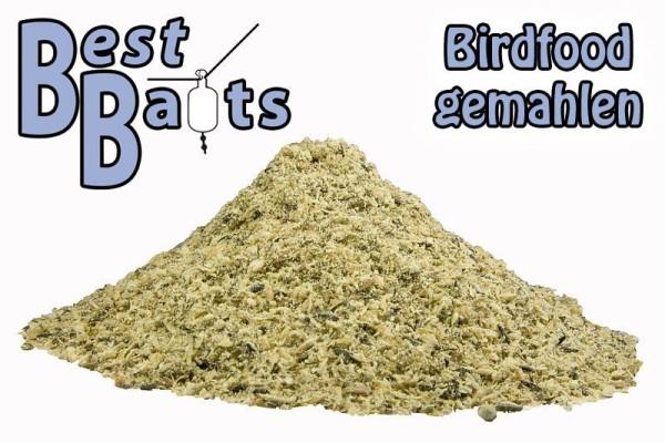 Best Baits Birdfood gemahlen