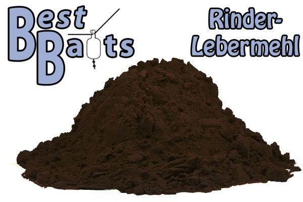 Best Baits Rinderlebermehl - 0,5kg