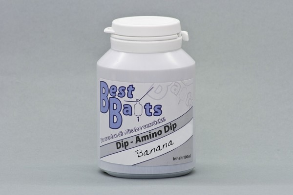Best Baits Boilie Dip fruit of Banana 100ml